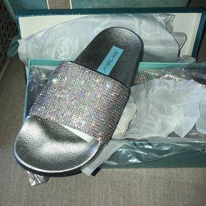 Bling Slide Sandals